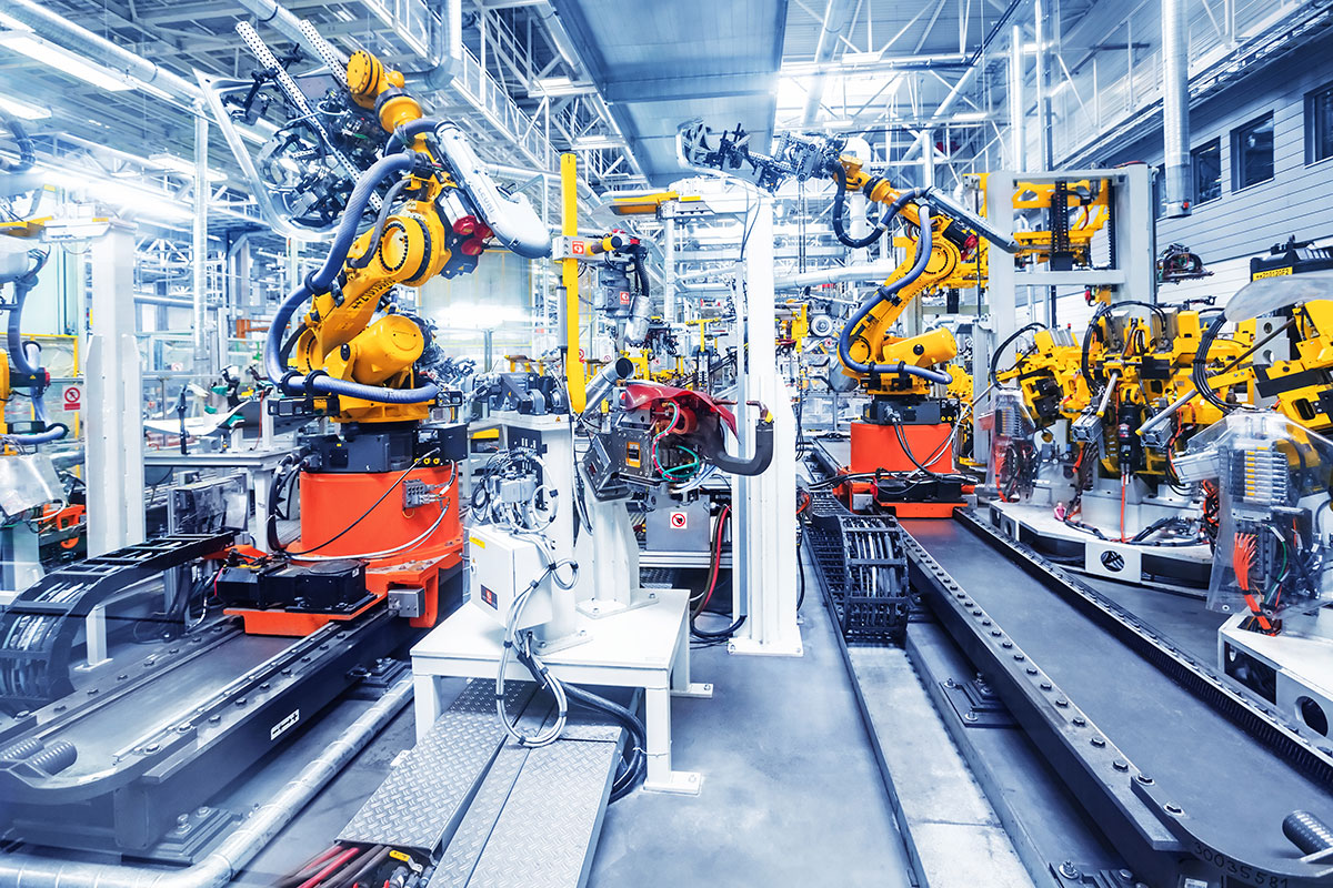 robotica automatizacion